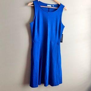 NWT NY&Co Blue Casual Dress